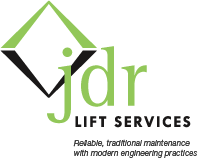 JDR Lift Services logo