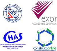 Membership, Association and Accreditation logos